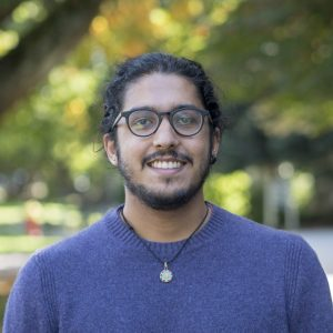 Getting to Know Our Lab – Raahil Madhok